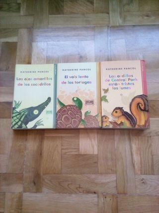 Trilogía Katherine Pancol