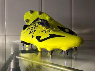 Botas de fútbol Joma aluminio mixto