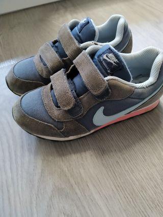 Zapatillas Nike niños de segunda mano en Irun en WALLAPOP