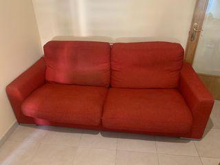 sofá con transporte incluido