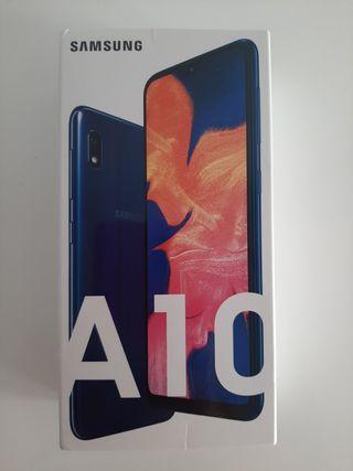 Samsung A10 azul 2/32gb PRECINTADO Y GARANTÍA