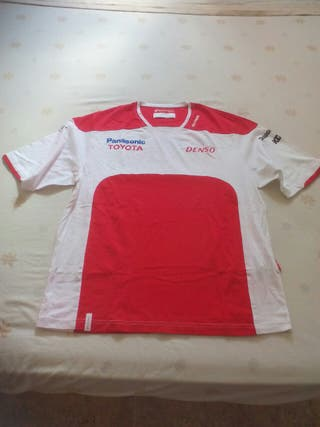 Camiseta TOYOTA talla xl Formula 1