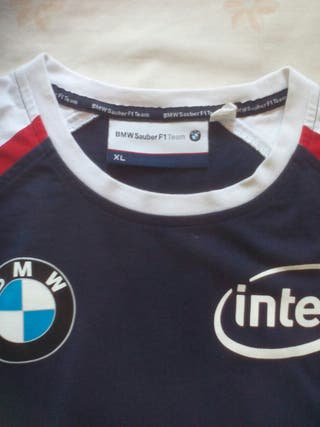 Camiseta BMW tallas XL y L nuevas