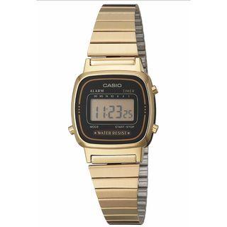 Ref. 19357   Reloj Casio La-670-Wga-1df Mujer
