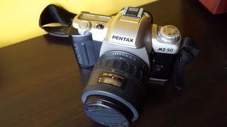 cámara fotográfica analógica Pentax