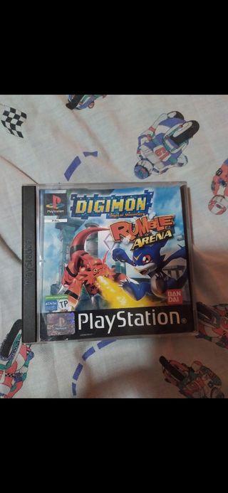 Digimon Rumble Arena PSX/PS1