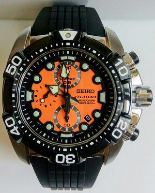 Reloj Seiko Velatura