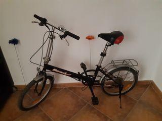 bicicleta plegable de aluminio precio no negociabl