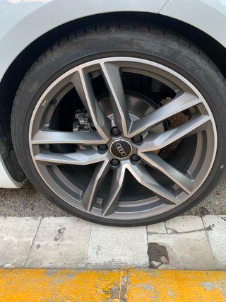 Llantas Audi RS Originales.