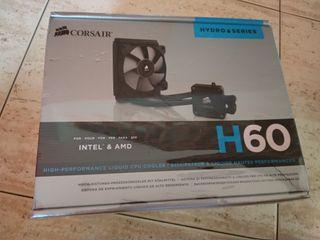 Refrigeración líquida para procesador Intel i7