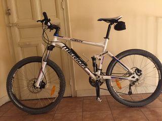 Bicicleta de Montaña Merida One Twenty poco uso