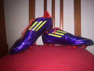 Botas de fútbol con tacos, Adidas F50