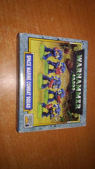 Warhammer 40000. y fantasy