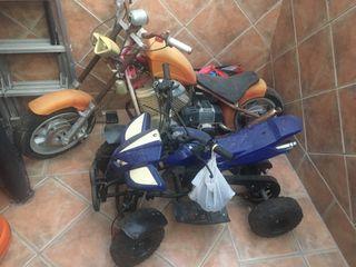 Dos mini motos!!!