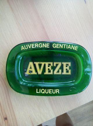 Cenicero vintage Aveze