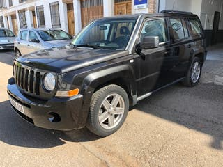 Jeep Patriot 2.0 TDI 140cv 4x4