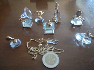 Figuras de Swarovski Cristal Memories