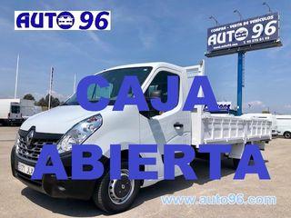 Renault Master 2016 Caja Abierta