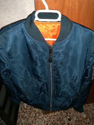 Cazadora chaqueta alpha