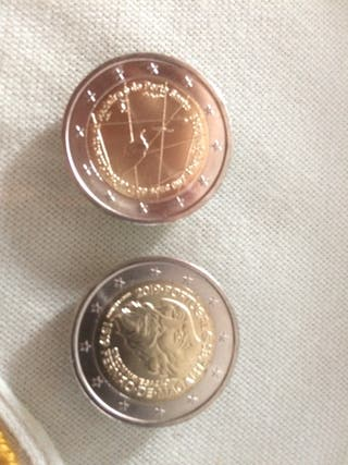 Monedas 2€ Portugal 2019 sin circular