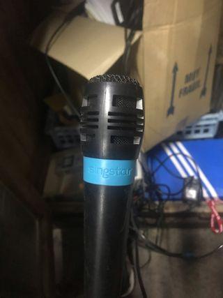 Singstar ps3 karaoke