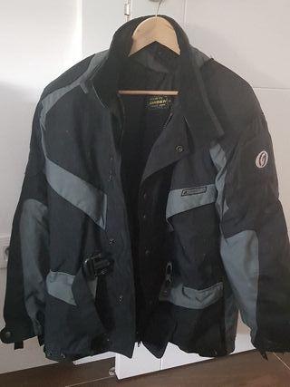 chaqueta garibaldi moto