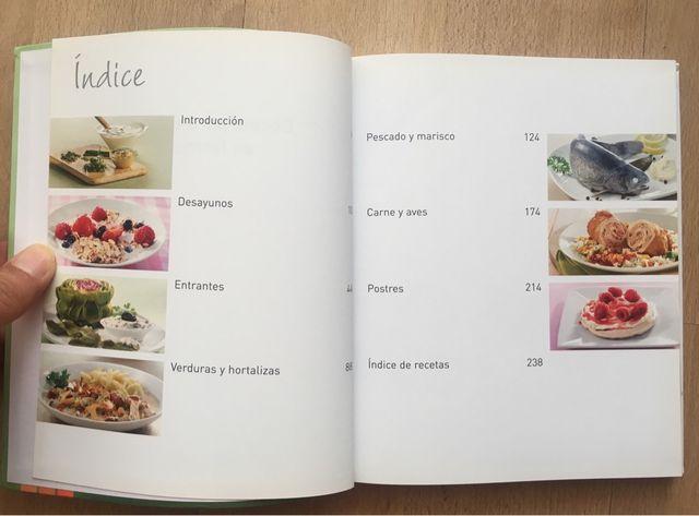 Cocina para estar en forma Nutrición equilibrada