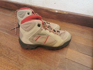 botas montañeras