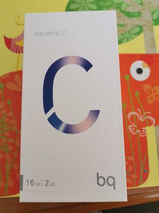 móvil bq aquaris c