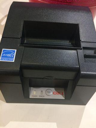 Impresora de tickets oki