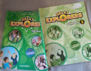libros de inglés para 3ro de primaria