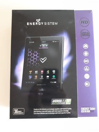 Tablet de 8 Pulgadas Energy Sistem I828