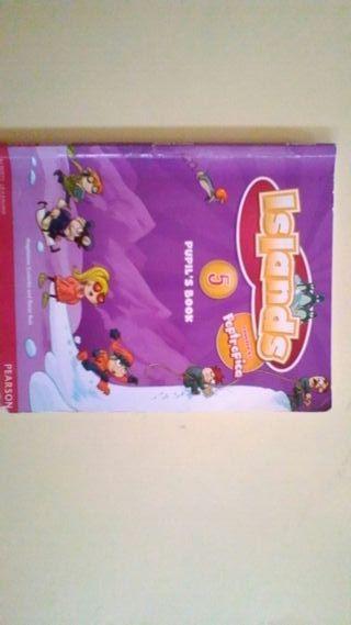 Islands 5, Pupils Book.