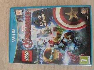 Lego Vengadores. Wii U