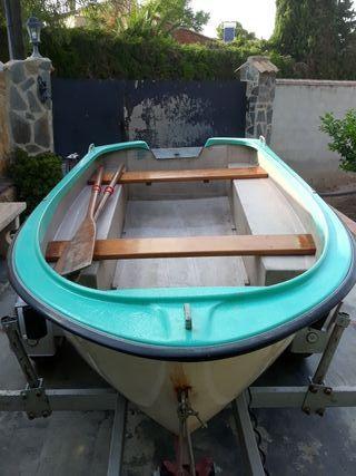 Barco, barca, canoa, chinchorro, bote de pesca