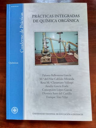 Prácticas integradas química orgánica