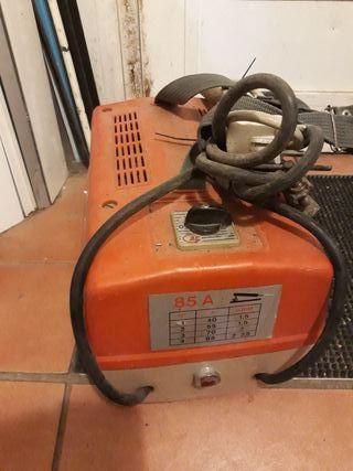 máquina de soldar de electrodo