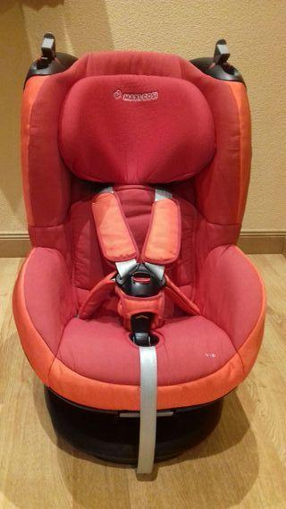Vendo silla de coche Maxi-Cosi Tobi. Grupo 1. Roja