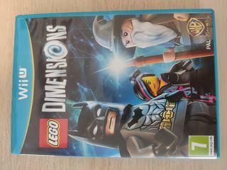 Lego Dimensions. Wii U