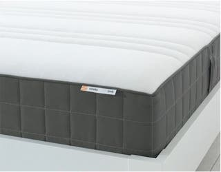 IKEA cama y colchón 160x200 nuevos de abril