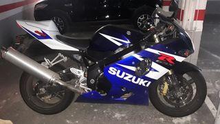 SUZUKI GSX 600R K4