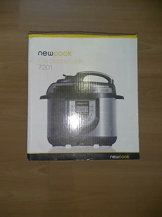 Olla programable new Cook 7201