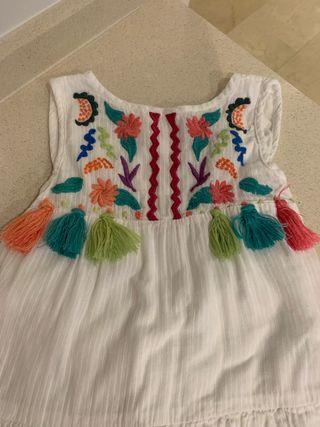 Vestido niña 3-4 años