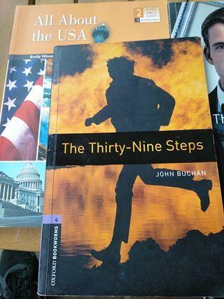 libros juveniles en inglés