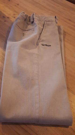 pantalon uniforme colegio los sauces t14