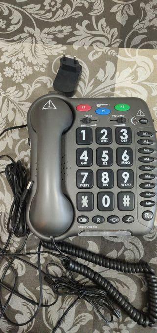 teléfono para sordos