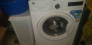 lavadora marca NEW POL