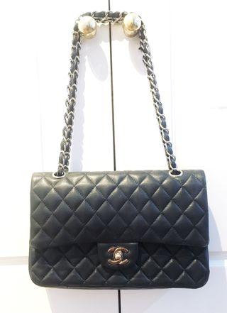 Bolso Chanel 2.55 auténtico ( vintage ) grande