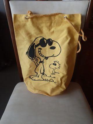 Mochila de Snoopy