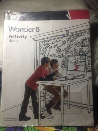 Libro ingles 5° Primaria Activity y Student's book